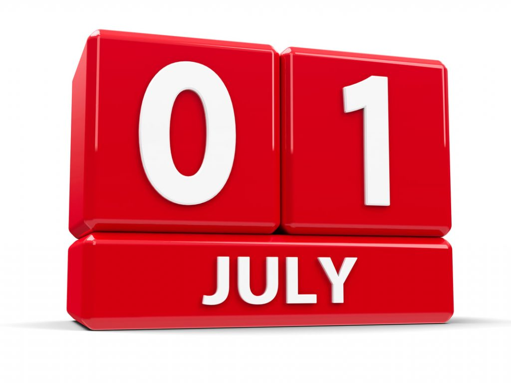 July 1st Marketing Opportunities
