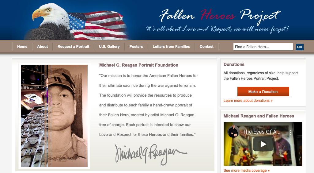 The Fallen Heroes project